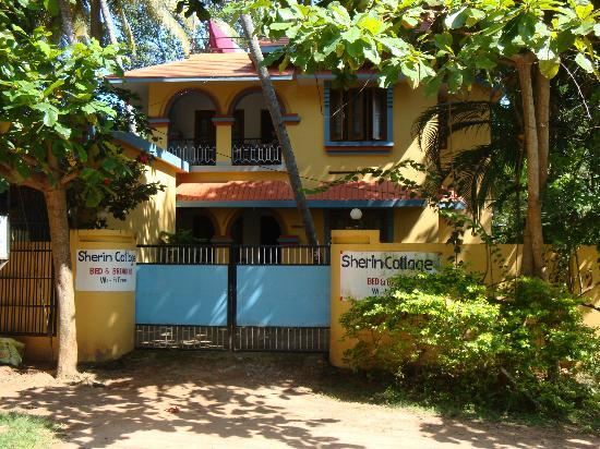 Sherin Cottage's front side