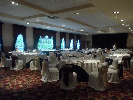 BEST WESTERN Strathaven Hotel: Wedding Reception Room