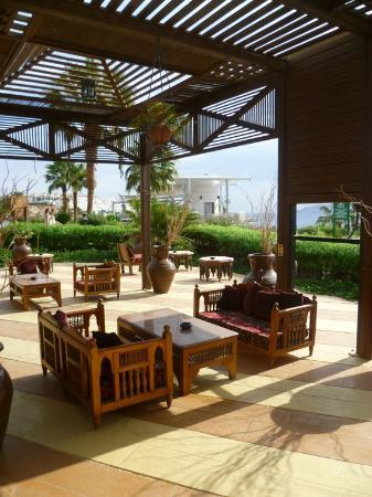 Concorde El Salam Hotel: The italian restaurant