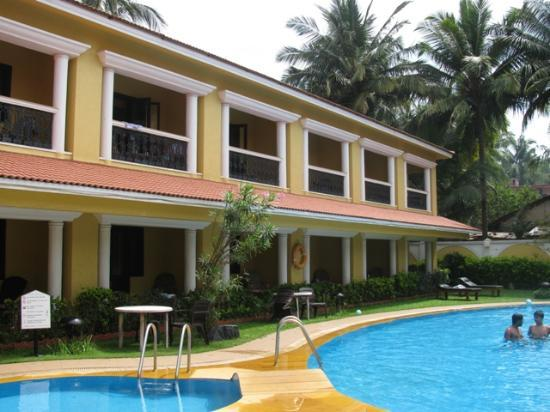 Casa De Goa Boutique Resort: The hotel