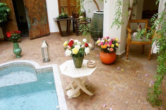 Riad Le Coq Berbere: Pool