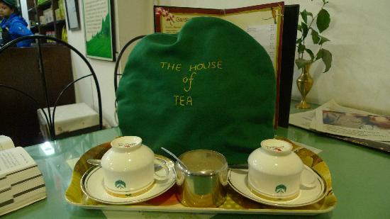 Goodricke, the House of Tea