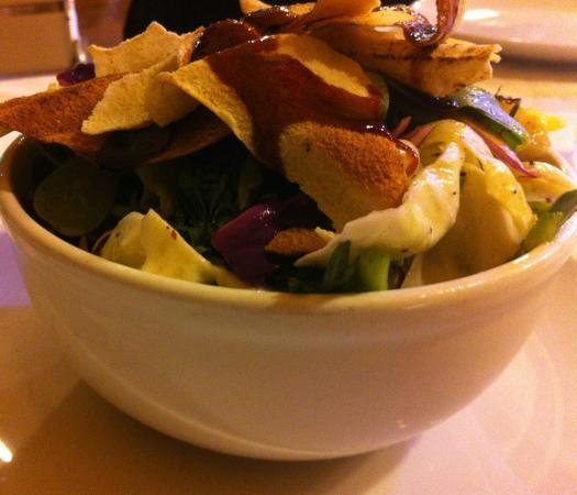 Lemonot : salade paysanne