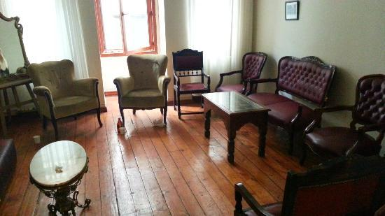 Chambers of the Boheme: Common area, first floor
