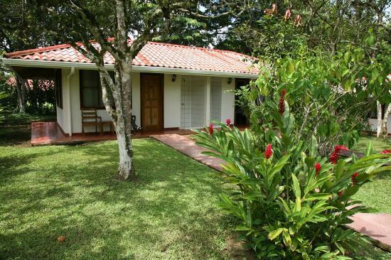 Hotel de Campo Cano Negro: Our cabin