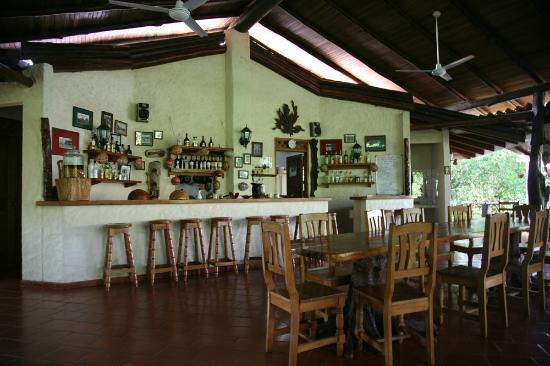 Hotel de Campo Cano Negro: The restaurant