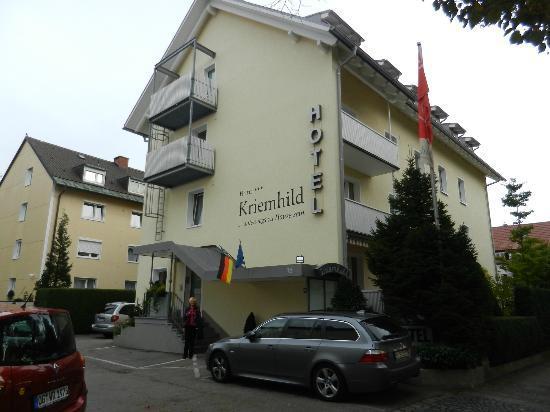 慕尼黑科瑞姆希爾德酒店照片