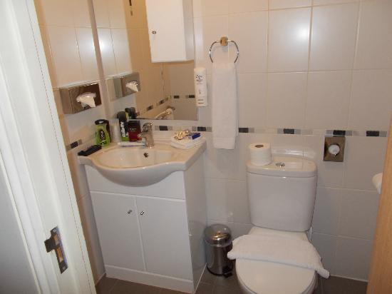 BEST WESTERN Victoria Palace: Ensuite