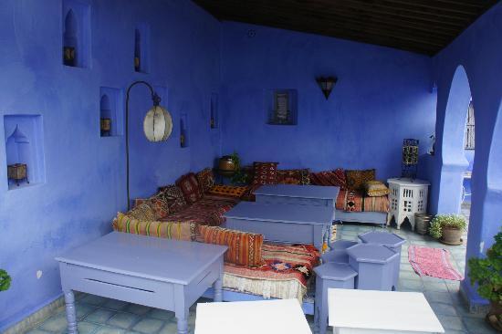 Casa Perleta: Terrace