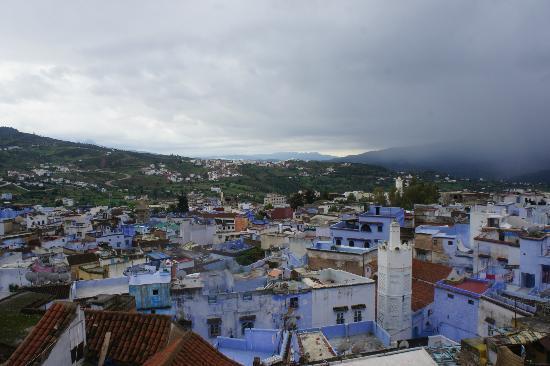 Casa Perleta: Terrace view