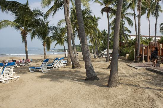 Club Med Ixtapa Pacific: The beach