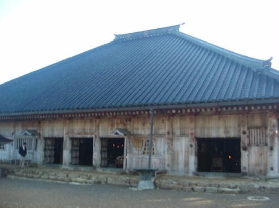 Ominesanji Temple: 本堂