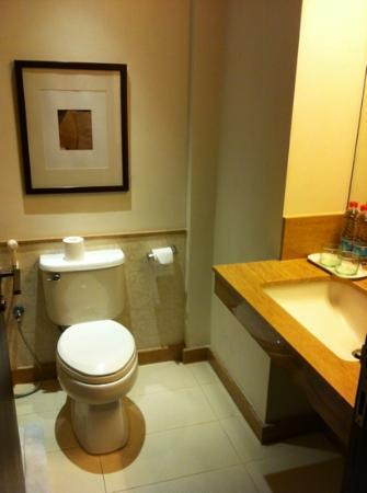 Tanaya Bed & Breakfast : The toilet