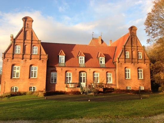 Skanderborg, Denmark: Sophiendal set fra parken