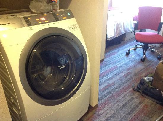 Tokyu Stay Ikebukuro: Room with washing machine