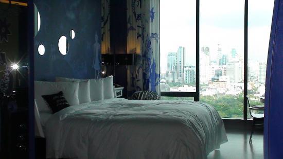 SO Sofitel Bangkok : Chambre
