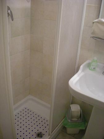 Osteria Del Pievano: doccia