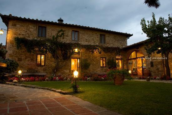 Hotel Belvedere Di San Leonino: Main House