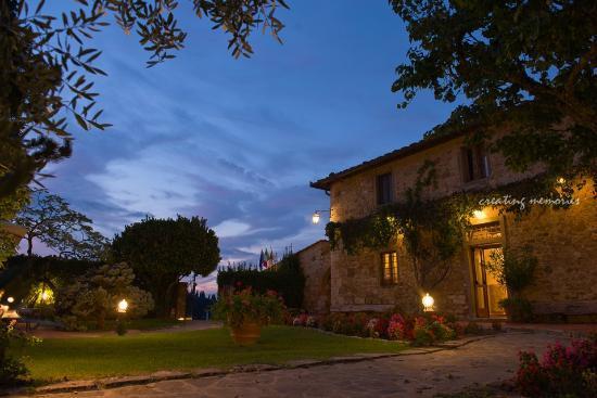 Hotel Belvedere Di San Leonino: Hotel ground