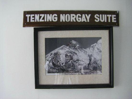 Summit Swiss Heritage Hotel & Spa: Tenzing Noprgay Suite