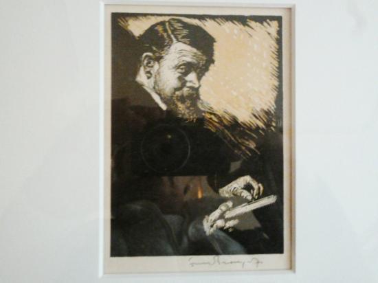 Arentshuis: Frank Brangwyn