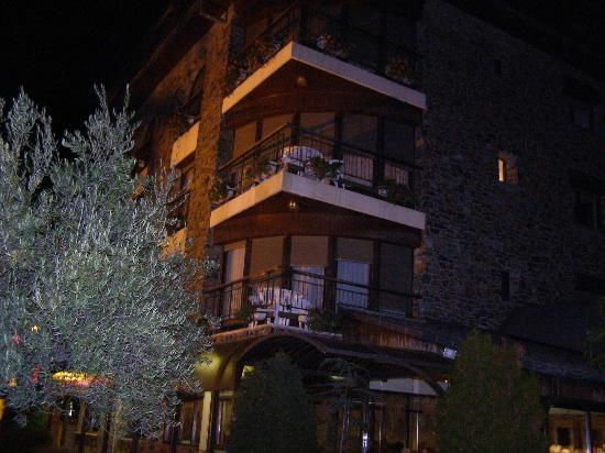 Guillem Hotel: l'hotel de nuit
