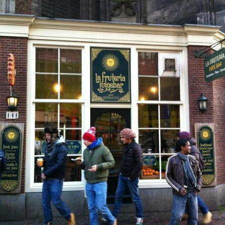 La Fruteria juice bar: La Fruteria