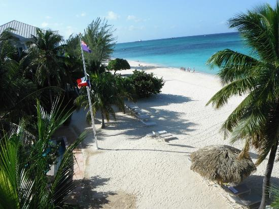 Caribbean Club: View from Villa #11