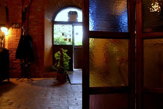 La Locanda di Desideria: la sala