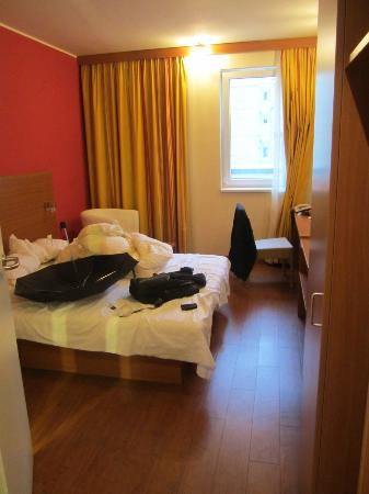 Star Inn Hotel Budapest Centrum, by Comfort: Pic of hotel room
