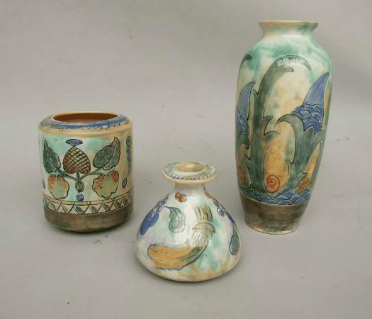 Arentshuis : Frank Brangwyn ceramics