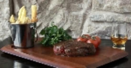 Whiski: fillet steak