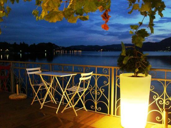 Hotel Ristorante Giardinetto: Restaurantterasse