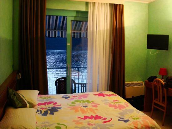 Hotel Ristorante Giardinetto: Zimmer mit Aussicht