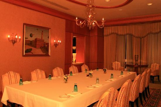 Il Teatro : Private dining room