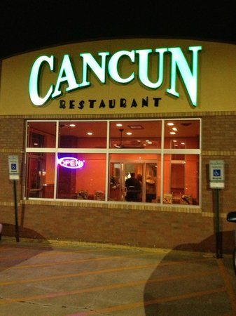 Cancun Mexican Restaurant In Springfield Il Just Off Dirksen Pkwy