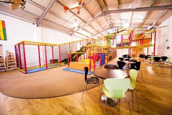 Henrys Castle Play Barn