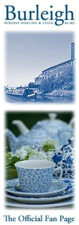 Middleport Pottery - Home of Burleigh : Burleigh Pottery made in the Victorian Factory of