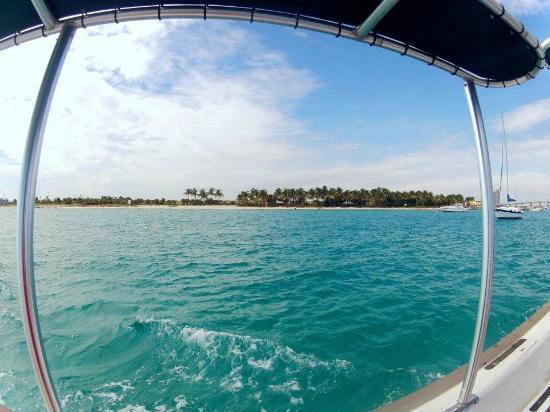 Riviera Beach, FL: Peanut Island Ferry