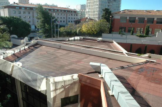 Sofitel Marseille Vieux-Port: view