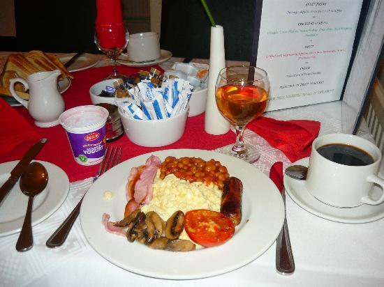 Eyre Guest House : Завтрак