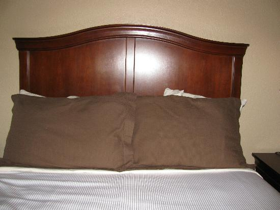 Best Western Plus Landing View Inn & Suites: Comfortable bed