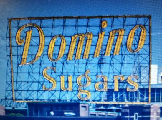 Domino Sugar Plant: My picture for the Domino Sugar contest
