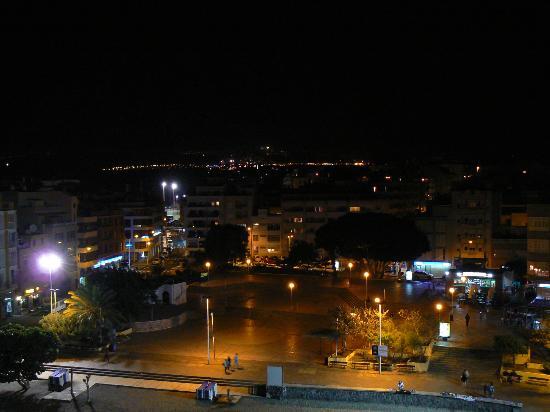 El Medano Hotel: widok z tarasu przy pokoju