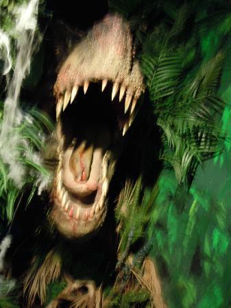 Torquays Dinosaur World: T-Rex