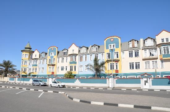 Sea Breeze Guesthouse : swakopmund