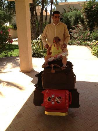 Club Med Marrakech le Riad: une princesse