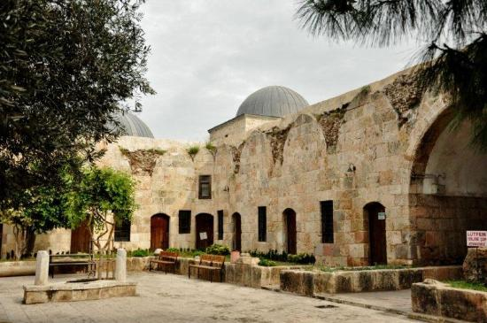 Hatay Province, Turkey: The courtyard