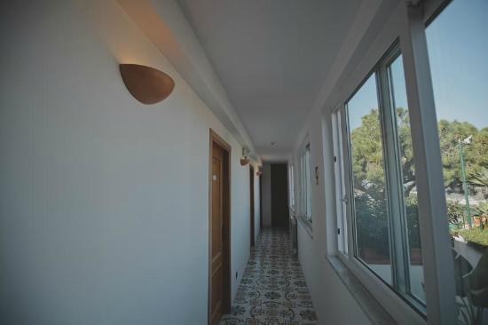 Hotel Villa Sirena: Hotel