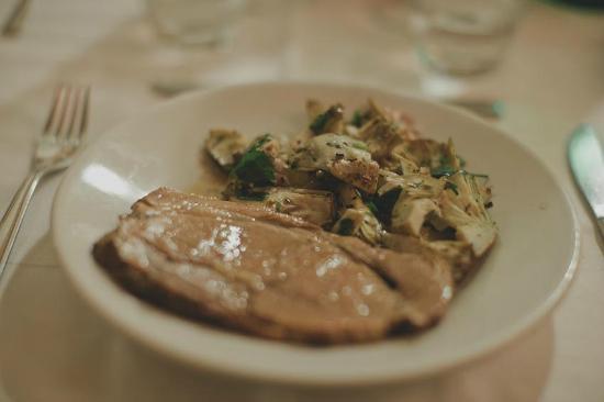 Hotel Villa Sirena: Dining
